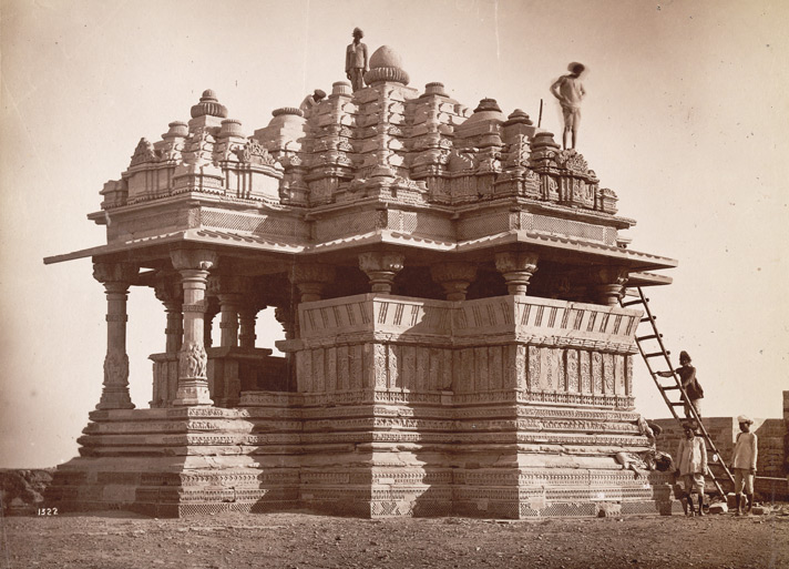 Small Sas Bahu temple, Gwalior Fort.